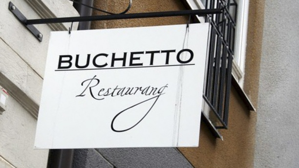 Buchetto External view
