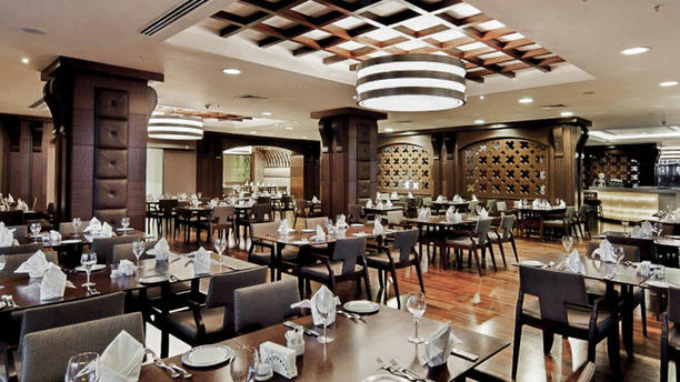 Gourmet - The Green Park Hotel Pendik DINING ROOM