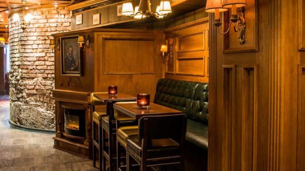 The International bar stockholm rum
