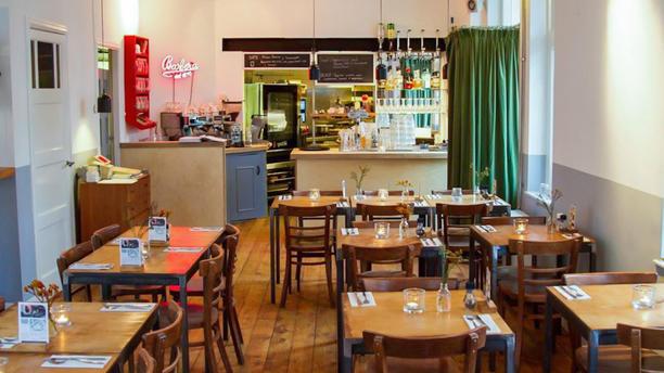 Cafe-Restaurant Pan Restaurant