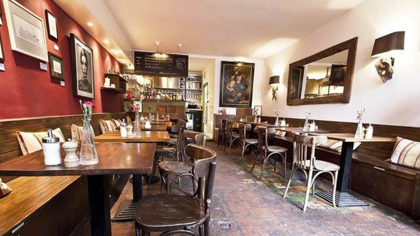 Greenwoods (Keizersgracht) Het restaurant