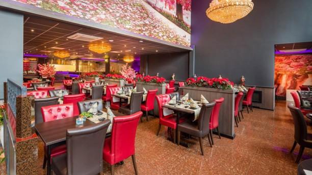 Sakura Huis Het restaurant