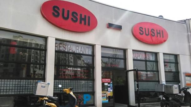 Sushi Sushi Devanture
