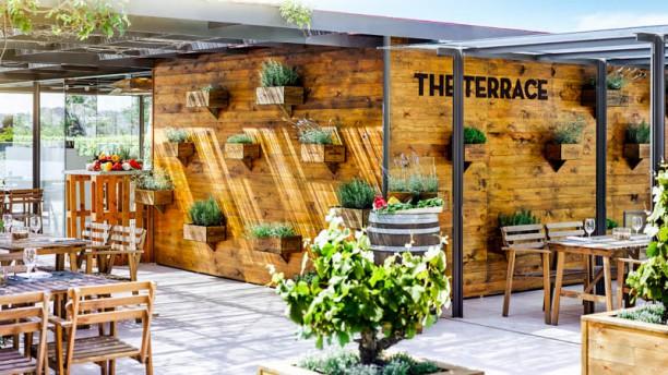 The Terrace - Fairmont Rey Juan Carlos I Terraza