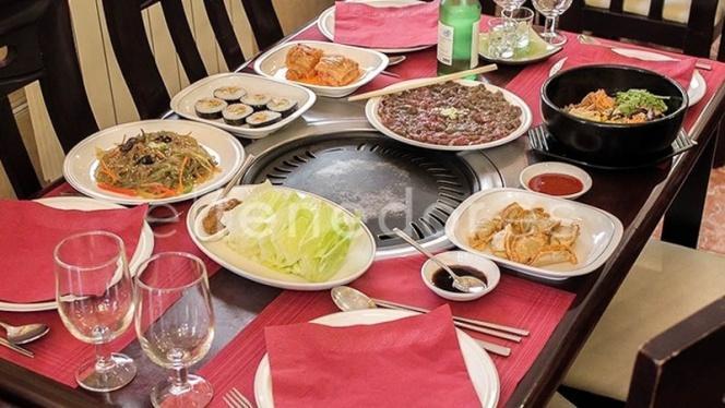 Sugerencia del Chef - Seoul, Madrid