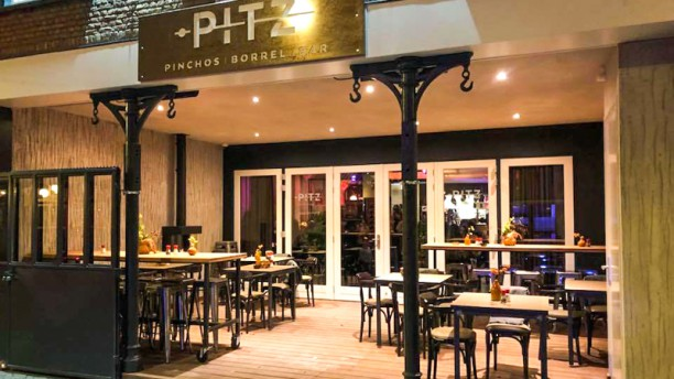 PITZ Pinchos Bar Ingang