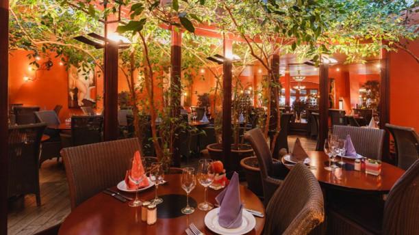 Le Délire Parisien Salle du restaurant