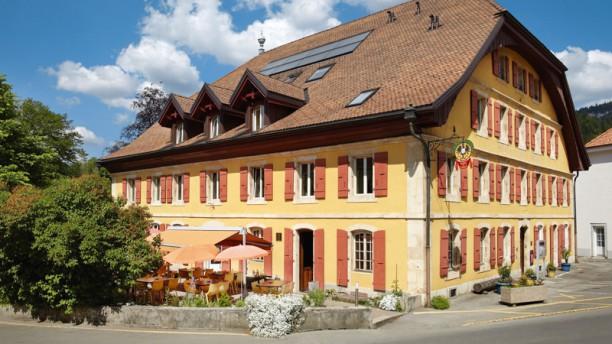 Hôtel Restaurant de l'Aigle Bâtiment