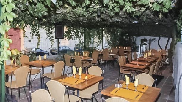 L'Expresso Café exterieur