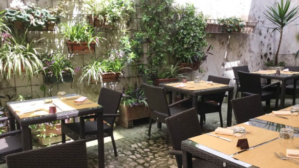 Antica Trattoria Del Falcone in Tivoli - Restaurant Reviews, Menu ...