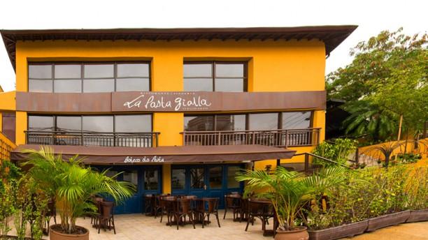 La Pasta Gialla Vila Mascote Fachada