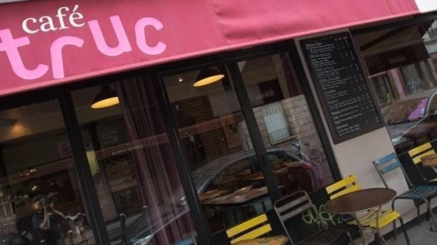 Café Truc Bienvenue au restaurant Café Truc