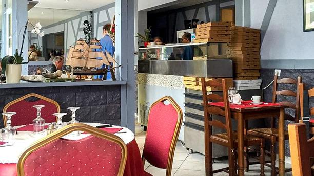 Santa marina pontoise 95300 restaurant italien for Restaurant italien 95