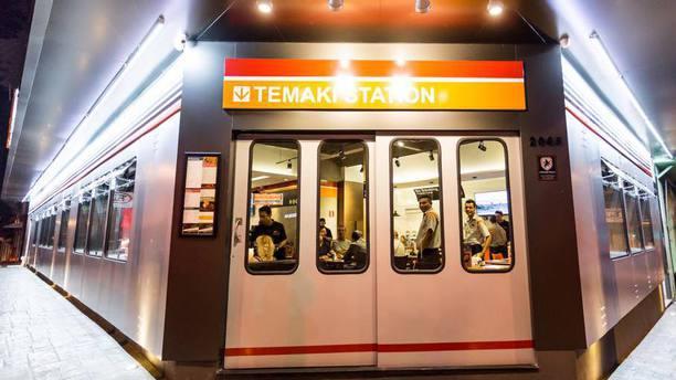 Temaki Station entrada