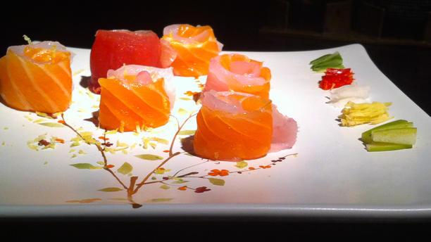 Sumi-ê Sushi