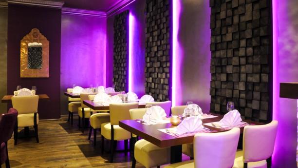 Ganesha restaurantzaal