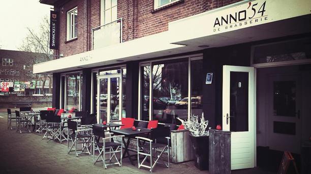Anno'54 De Brasserie Het restaurant