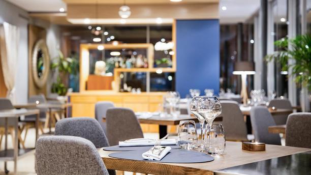 Le Floris Salle du restaurant