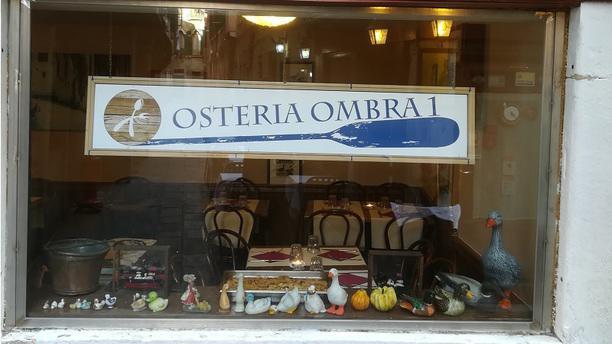 Osteria ombra 1 a venezia menu prezzi immagini for Ristorante amo venezia prezzi
