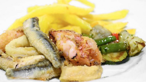 La Taberna Casera Sugerencia del chef