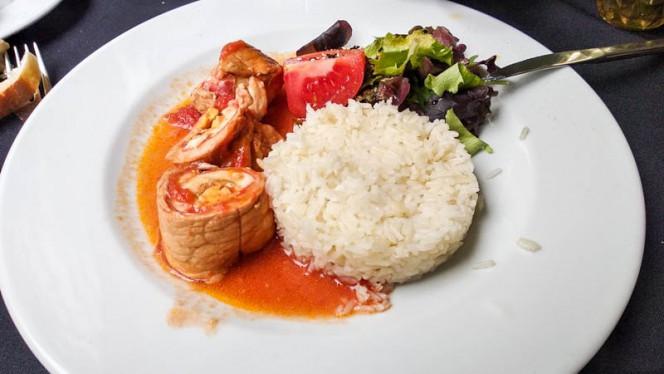 Sugestão do chef - Restaurante Palatu, Braga