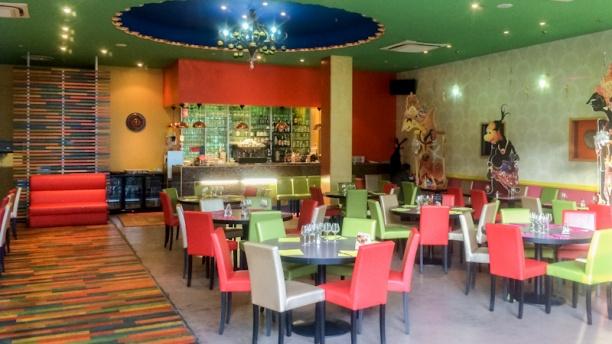 Restaurant Maharaja Saint Denis