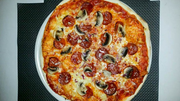 Pizza Luce Suggestion du Chef