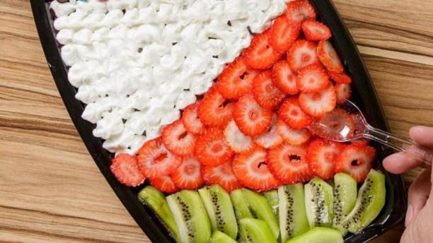 La Fruta Açaí Sugestão do chef
