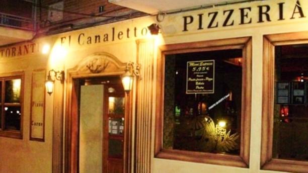 Canaletto Leganés Vista entrada restaurante