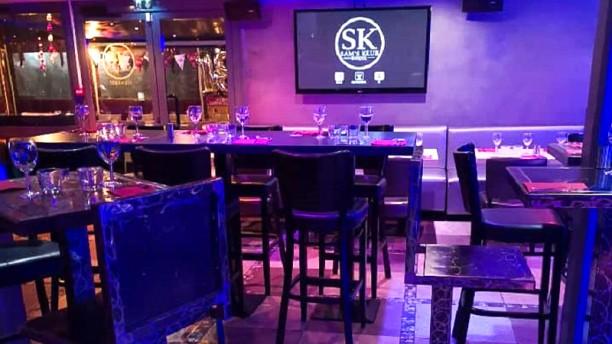 Le Sam's Klub Salle du restaurant