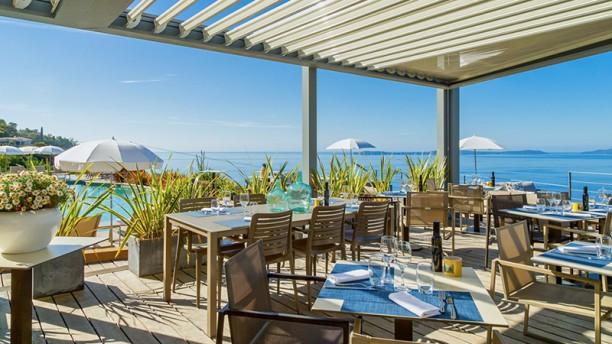 Le Café l'Envol Vue de la terrasse