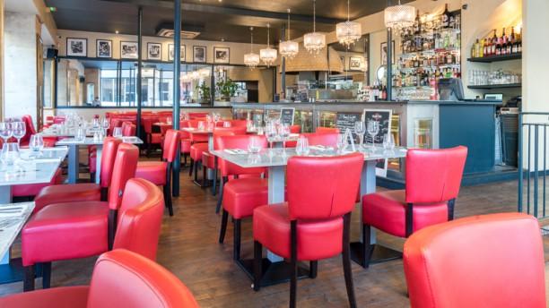 San Pietro Salle du restaurant