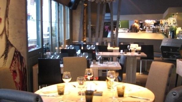Le Mazot Salle du restaurant