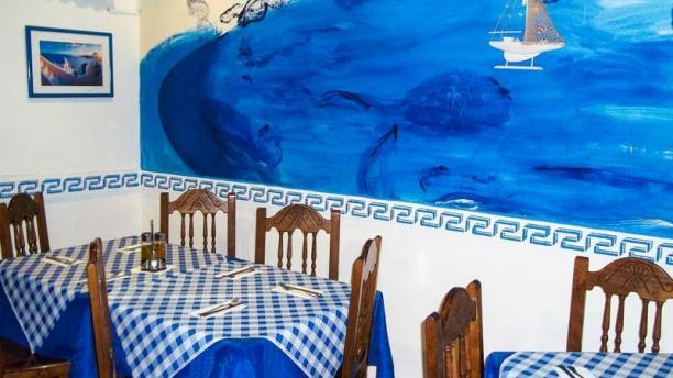 Taberna Griega Vista mesa