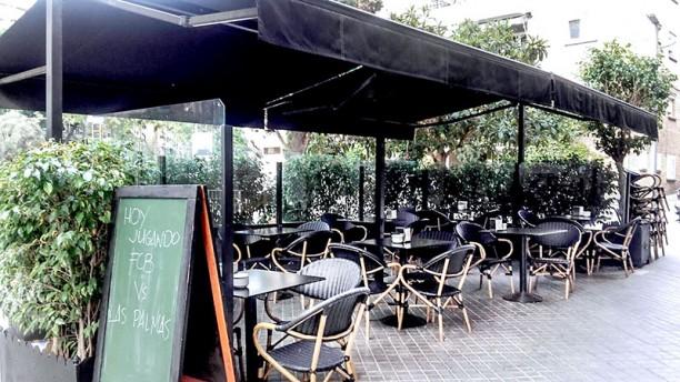 Arcadio's La terraza