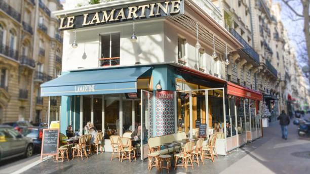 Café Lamartine Devanture