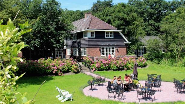 Restaurant Aan het Bosch Zonneterras van Huize Koningsbosch
