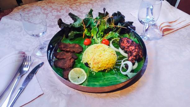 Darshana Suggestion de plat