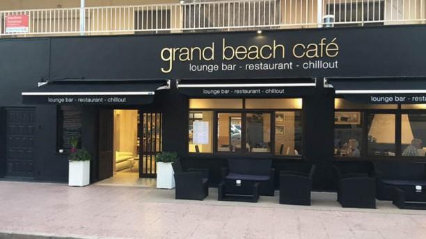 Grand Beach Café Terraza