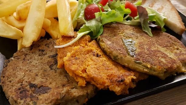 Bialcubo Tris di burger vegetariani