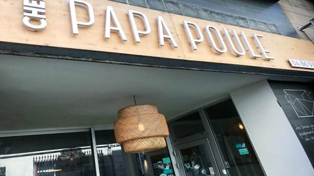 Chez Papa Poule Entrée