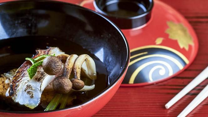 Sugestão do chef - Kanazawa, Lisboa