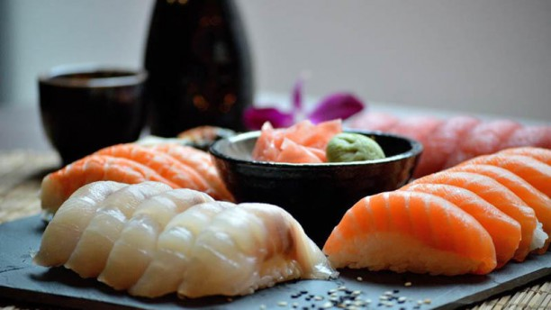 Sushi King Antwerpen Suggestion du Chef