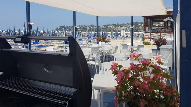Grill And Beach In Gaeta Restaurant Reviews Menu And