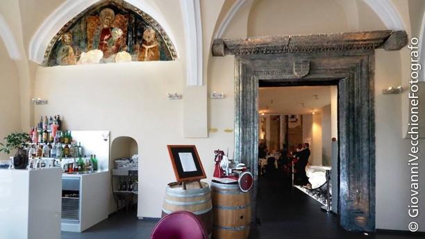 Casa degli Angeli Ristorante e L'Église Lounge Bar Vista sala