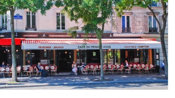 Café du Rendez-Vous Devanture
