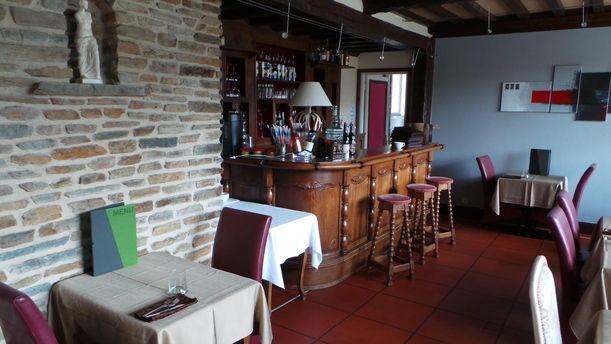 Hôtel Restaurant Le Relais de la Poste Salle 1