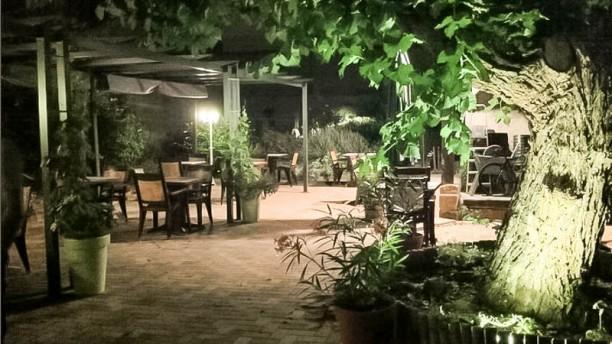 La Pizzeriade terrasse