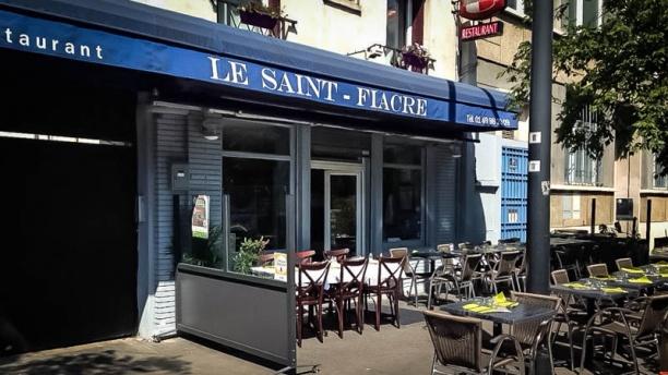 Le Saint Fiacre exterieur