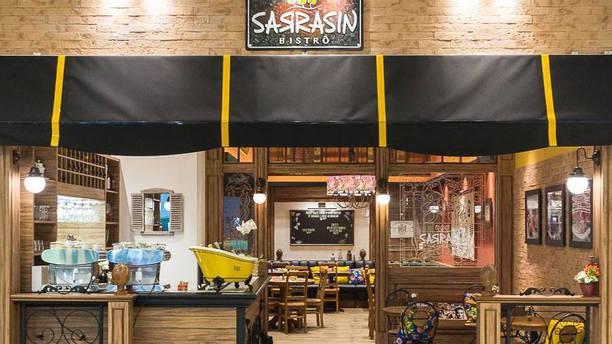 Sarrasin - Vila Olímpia Fachada